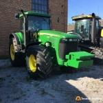 Трактор John Deere 8220