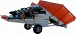 Ковш приемный KRM-1200 3T