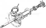 31А-2103-2А Вал сцепления
