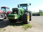 Трактор колесный JOHN DEERE 8520