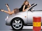 фото Моторные синтетические масла Shell для дизельных двигателей